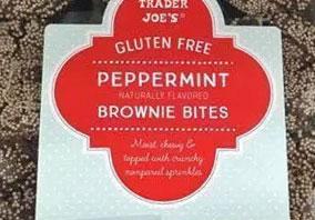Trader Joe's Gluten-Free Peppermint Brownie Bites Reviews