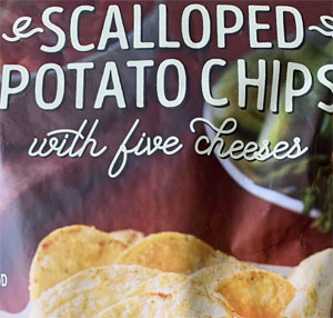 Trader Joe's Scalloped Potato Chips with Five Cheeses Reviews