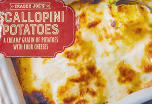Trader Joe's Scallopini Potatoes