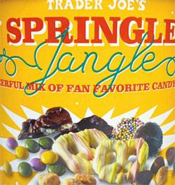 Trader Joe's Springle Jangle