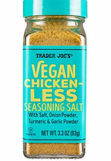 Trader Joe's Vegan Chicken-Less Seasoning Salt