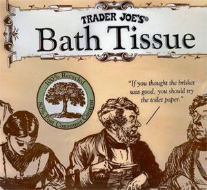 Trader Joe's Bath Tissue