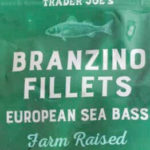 Trader Joe's Branzino Fillets European Sea Bass