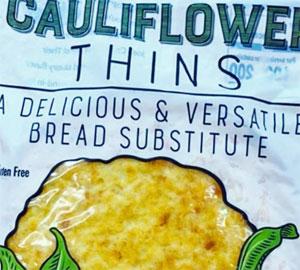 Trader Joe's Cauliflower Thins
