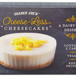 "Trader Joe's Cheese-Less ""Cheesecakes"""