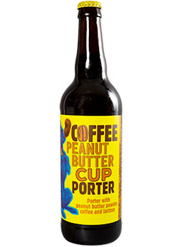 Campanology Coffee Peanut Butter Cup Porter