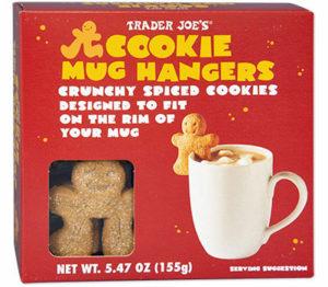 Trader Joe's Cookie Mug Hangers