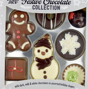 Trader Joe's Festive Chocolate Collection