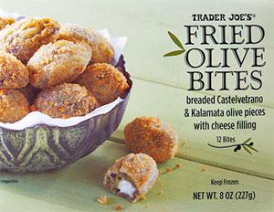 Trader Joe's Fried Olive Bites