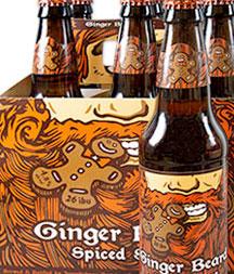 Trader Joe's Ginger Beard Spiced Stout