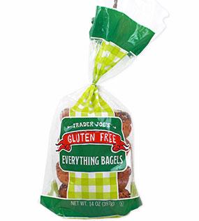 Trader Joe's Gluten-Free Everything Bagels Reviews