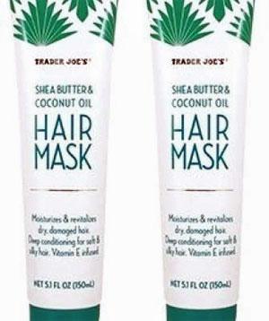 Trader Joe's Hair Mask