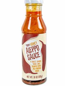 Trader Joe's Honey Aleppo Sauce