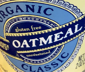 Trader Joe's Organic Classic Oatmeal Cup