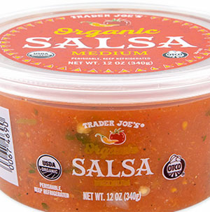 Trader Joe's Organic Medium Salsa