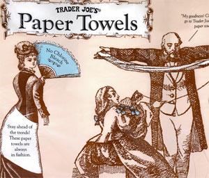 Trader Joe's Paper Towels