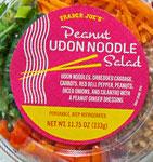 Trader Joe's Peanut Udon Noodle Salad
