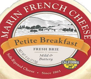 Marin French Cheese Petite Breakfast Fresh Brie Reviews