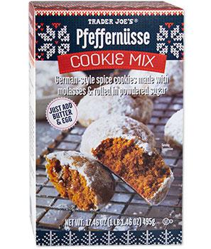 Trader Joe's Pfeffernüsse Cookie Mix