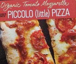 Trader Joe's Organic Tomato Mozzarella Piccolo Pizza