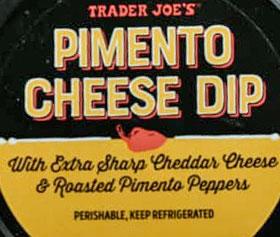 Trader Joe's Pimento Cheese Dip Reviews
