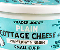Trader Joe's Plain Cottage Cheese