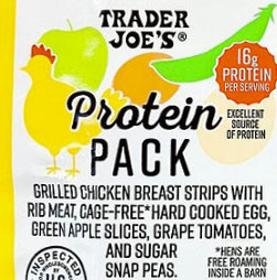 Trader Joe's Protein Pack Reviews