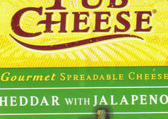 Trader Joe's Cheddar with Jalapenos Pub Cheese
