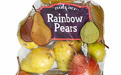 Trader Joe's Rainbow Pears