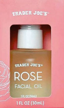 Trader Joe's Rose Facial Oil