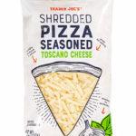 Trader Joe's Pizza Seasoned Shredded Toscano Cheese