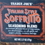 Trader Joe's Soffritto Seasoning Blend