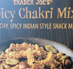 Trader Joe's Spicy Chakri Mix