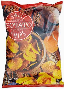 Trader Joe's Sweet Potato Chips