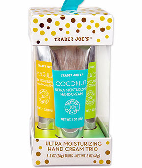 Trader Joe's Ultra Moisturizing Hand Cream Trio