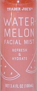 Trader Joe's Watermelon Facial Mist