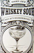 Trader Joe's Ready to Drink Whiskey Sour