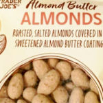Trader Joe's Almond Butter Almonds