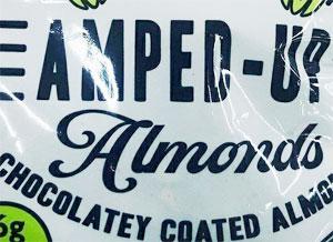 Trader Joe's Amped-Up Chocolatey Coated Almonds