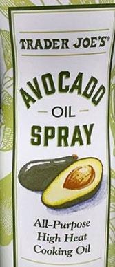 Trader Joe's Avocado Oil Spray