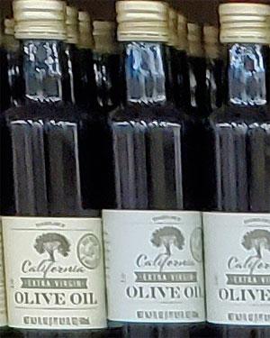 Trader Joe's California Extra Virgin Olive Oil