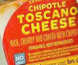 Trader Joe's Chipotle Toscano Cheese