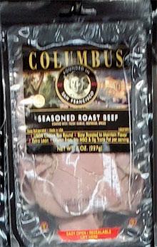 Columbus Seasoned Roast Beef