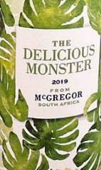 The Delicious Monster McGregor South Africa Wine