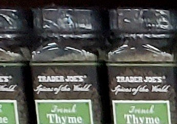 Trader Joe's French Thyme