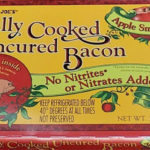 Trader Joe's Fully Cooked Uncured Apple Smoked Bacon