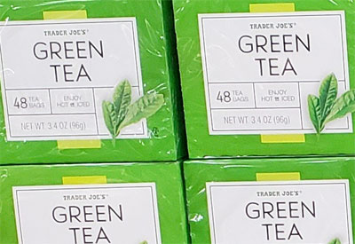Trader Joe's Green Tea