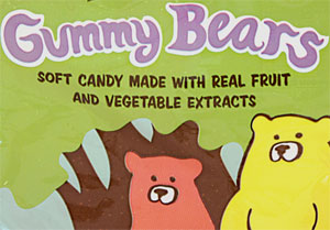 Trader Joe's Gummy Bears