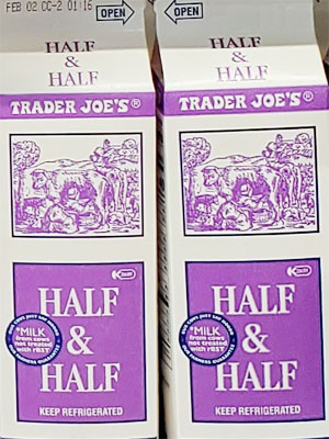 Trader Joe's Half & Half