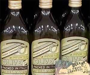 Trader Joe's Giotto's Imported Olive Oil
